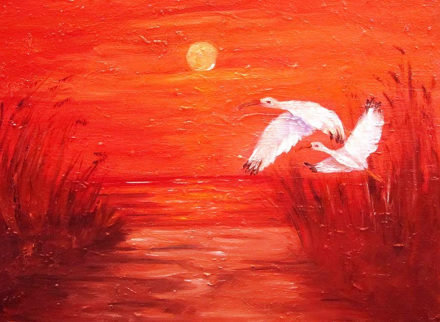 Auburn Nights by Carol Allen Anfinsen