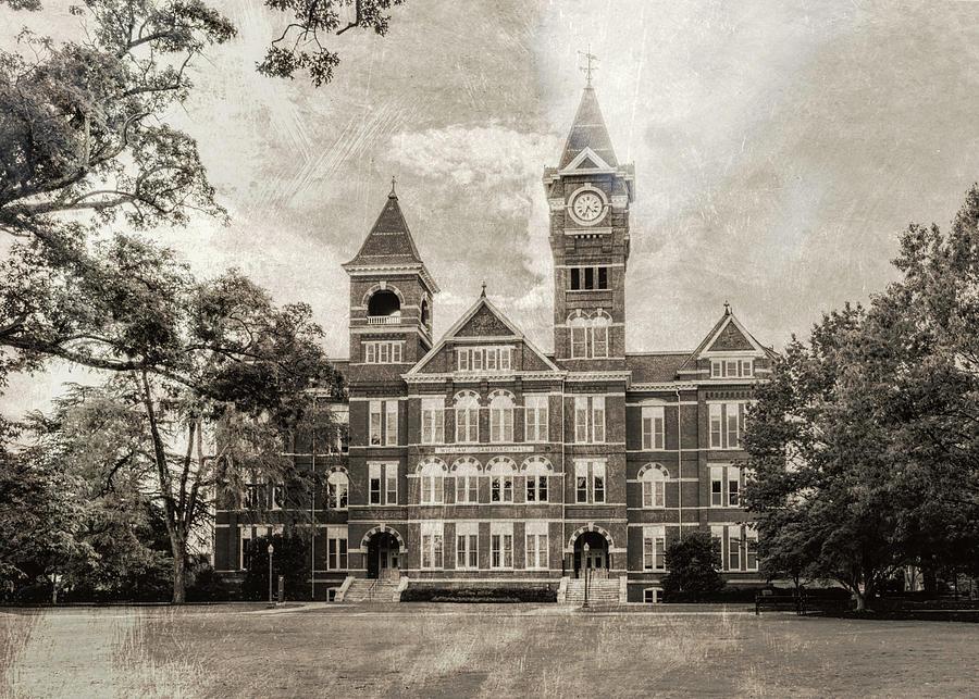 Auburn Photograph - Samford Hall - #4 by Stephen Stookey