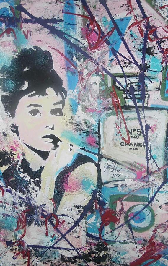Audrey Chanel by Antonio Moore