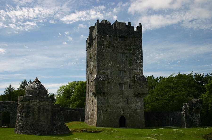 Landscapes Photograph - Aughnanure Castle by Martina Fagan