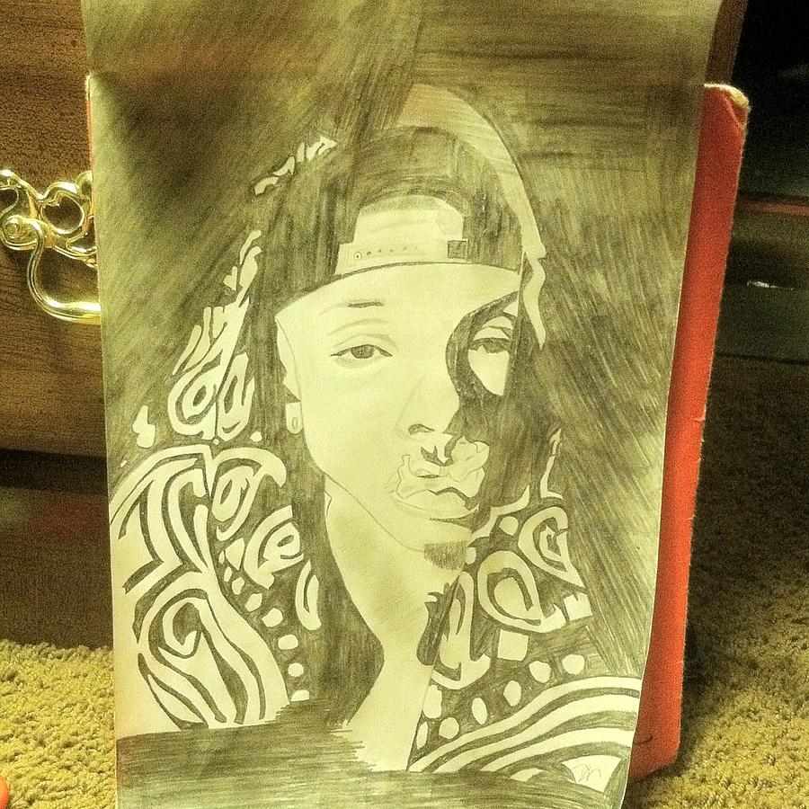 Alsina drawing by devonta richardson august alsina drawing by devonta richardson altavistaventures Images