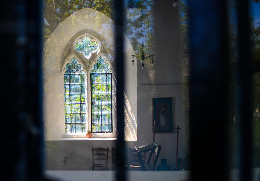 Blondeau Photograph - Augustinian Reflection by Alex Blondeau