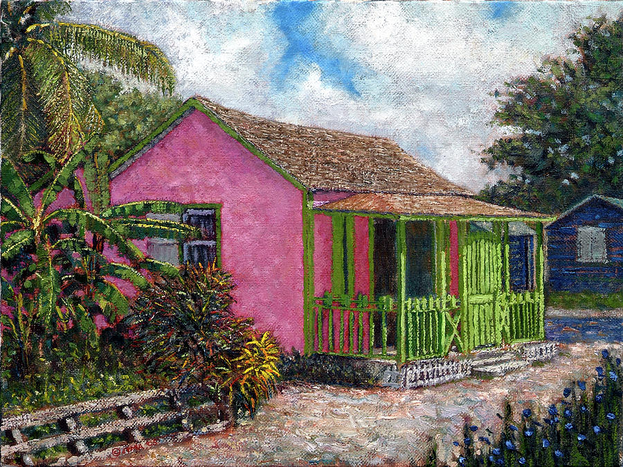 Aunt Suzy's Cottage by Ritchie Eyma