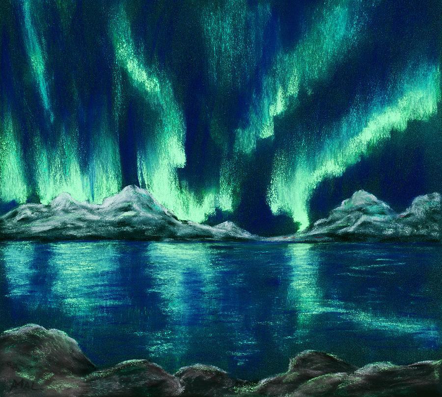 Aurora Borealis by Anastasiya Malakhova