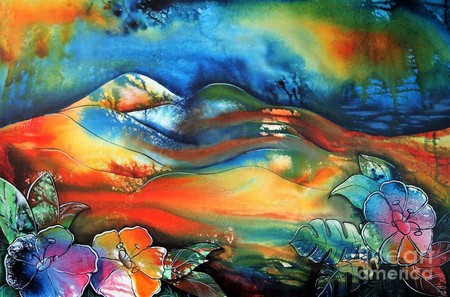 Aurora Painting - Aurora By Reina Cottier by Reina Cottier