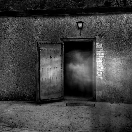 B&w Photograph - Auschwitz No. 13 by Cole Thompson