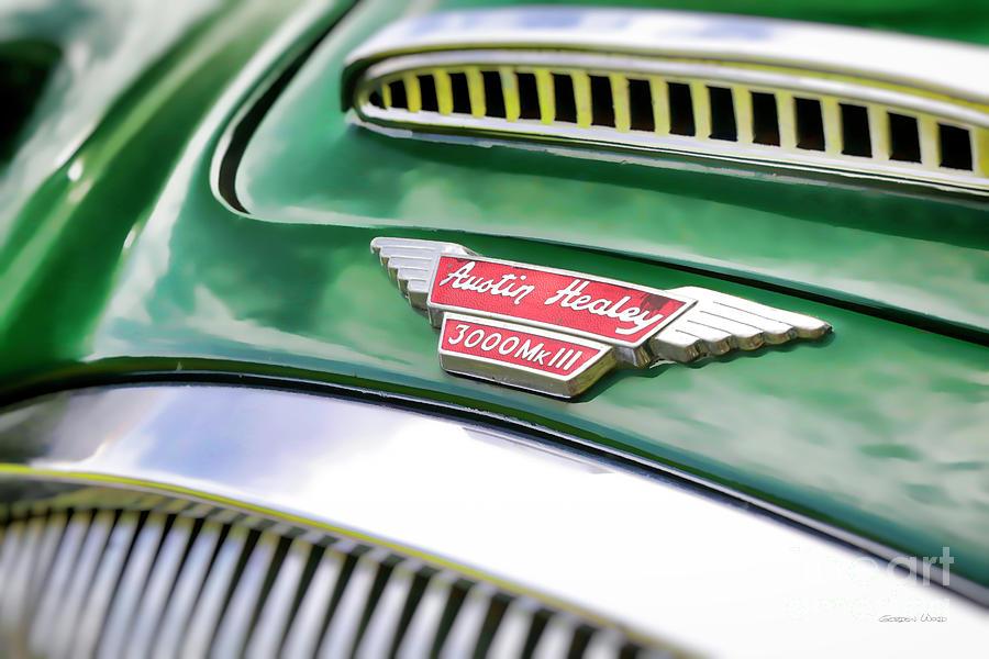 Austin Healey 3000 Mk III by Gordon Wood