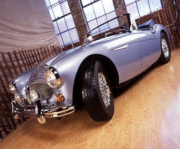 Austin Healey Photograph by William Love