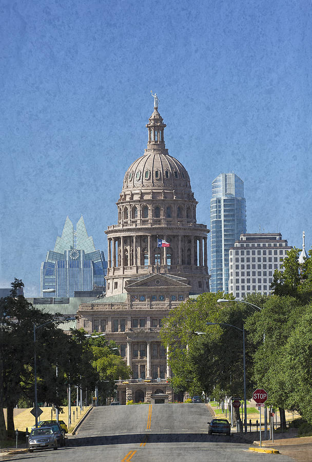 Austin Texas Photograph