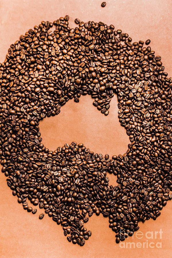 Coffee Photograph - Australia Cafe Artwork by Jorgo Photography - Wall Art Gallery
