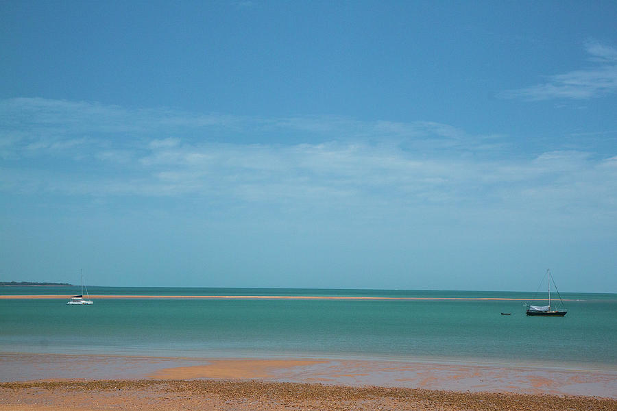 Australia Horizon by Rich Isaacman
