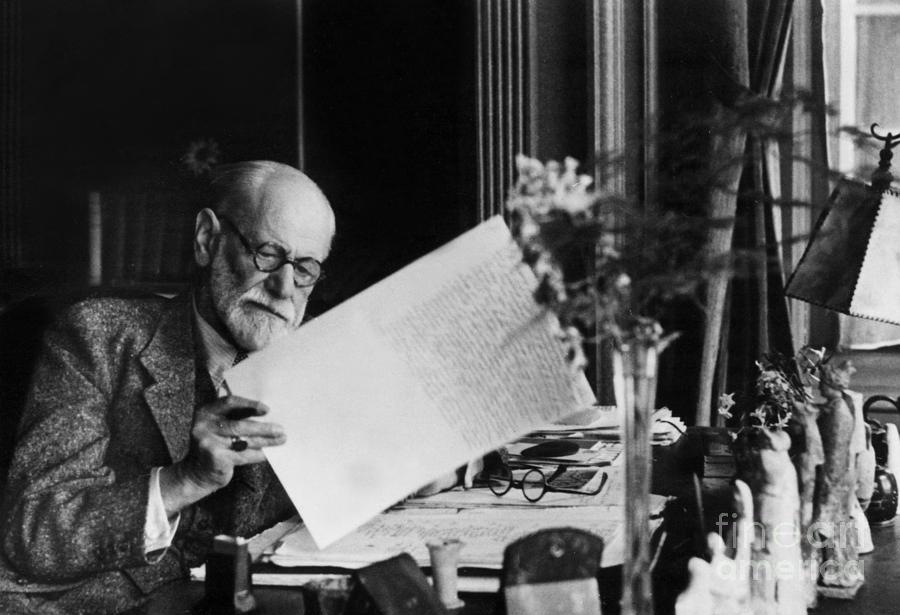 Sigmund Freud Psykoanalyysi