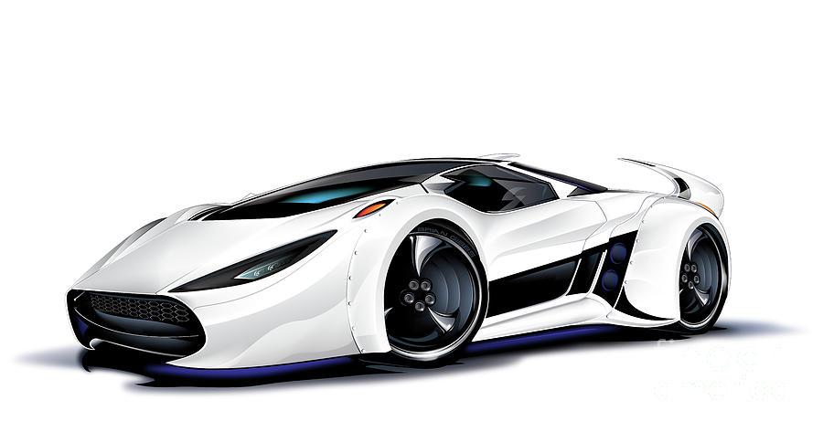 Lamborghini Concept Drawings Automobili Lamborghini Concept