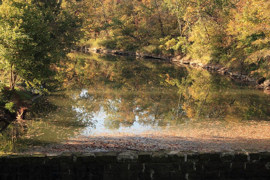 Landscape Photograph - Autumn Afternoon by Lone Dakota Photography