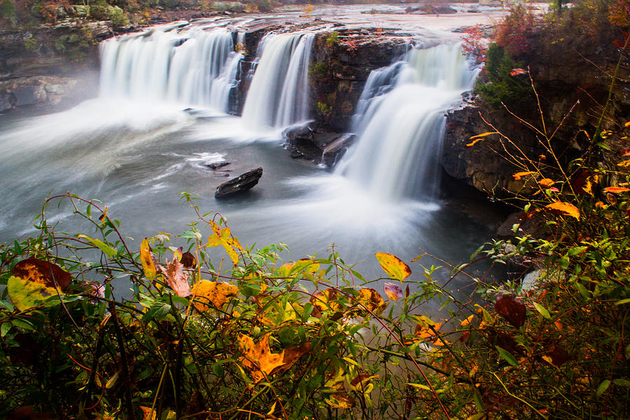 Autumn at Little River Canyon by Parker Cunningham