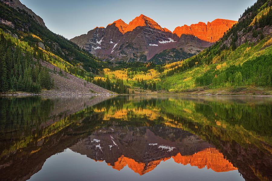 Aspen Photograph - Autumn Bells by Darren White