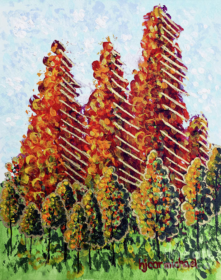Autumn Christmas by Holly Carmichael