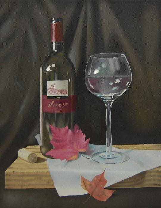 Still Life Painting - Autumn Comfort by Brian Duey