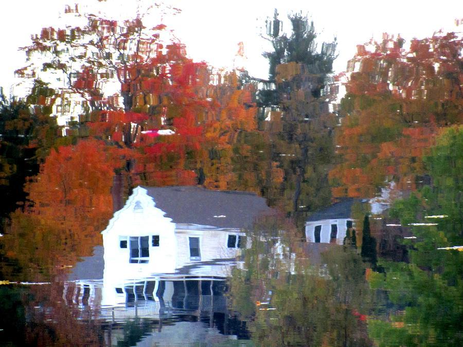 Autumn Photograph - Autumn Dreamscape by Deborah Flusberg