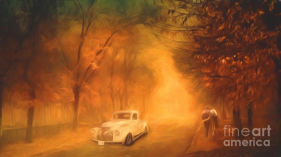 Autumn Evening by Jim Hatch