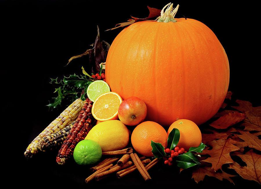 Autumn Harvest by Ellen Henneke