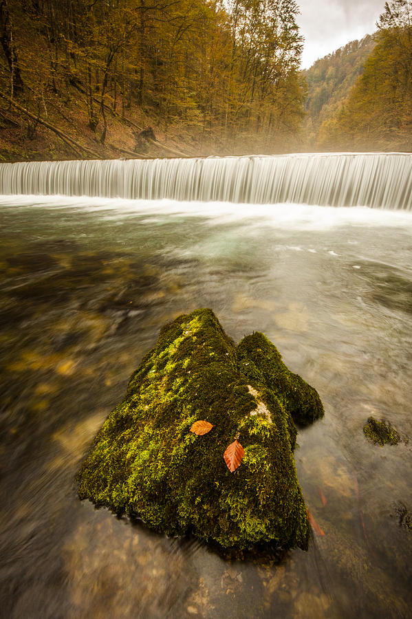 Autumn In Croatia Photograph