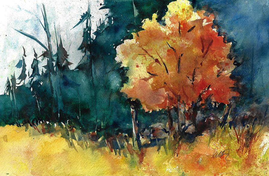 Autumn in the Ozarks by Jacki Kellum