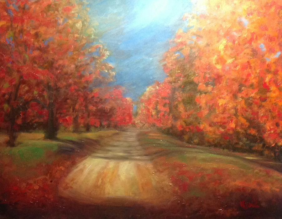 Autumn Dream by J Reynolds Dail