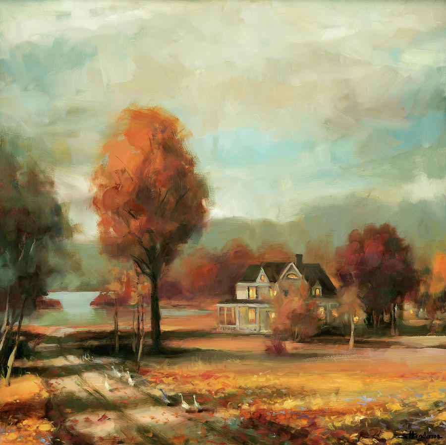 Autumn Memories Painting