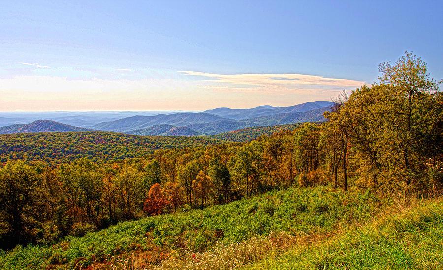 Autumn Mountains Photograph by Kathi Isserman
