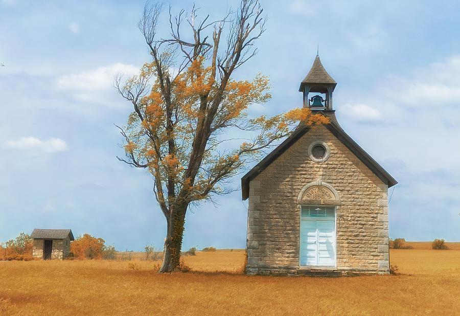 Autumn on the Prairie by Josh Spengler