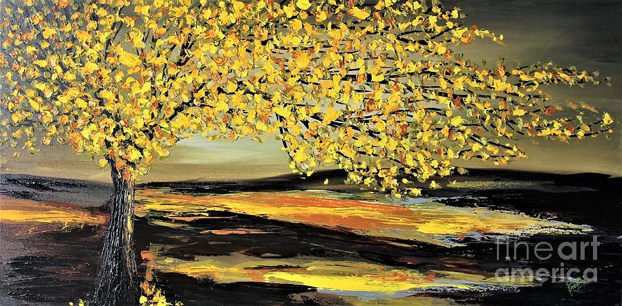 Autumn by Preethi Mathialagan