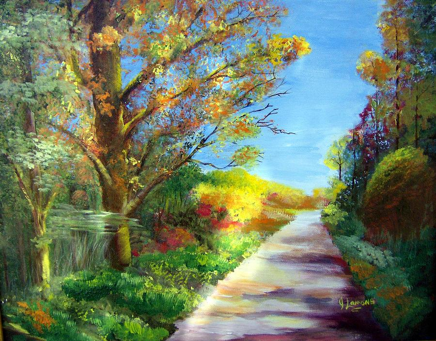 Image result for Roads painting