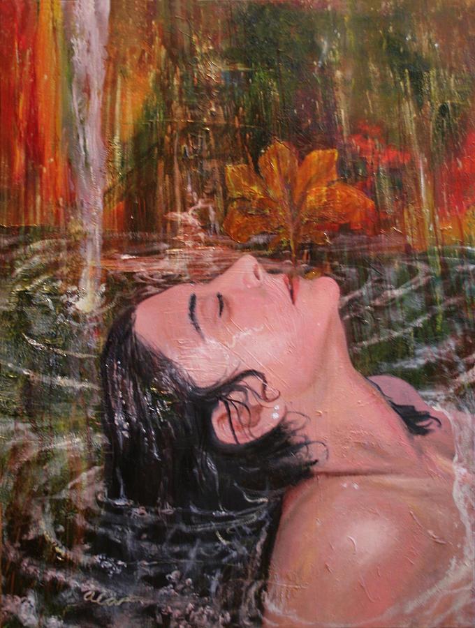 Autumn Showers by Alan Schwartz