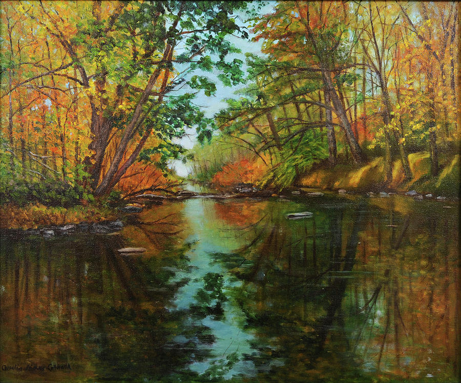 Autumn Splendor by Aurelia Nieves-Callwood