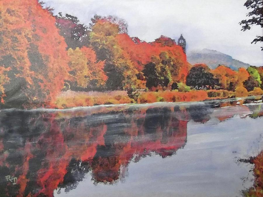 Autumn Splendour Painting