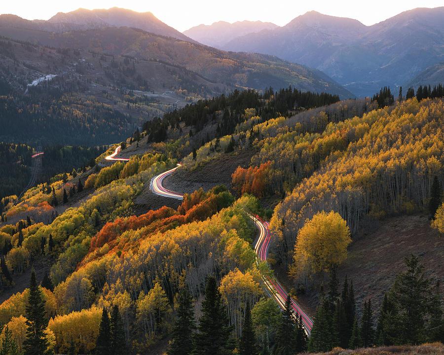 Utah Photograph - Autumnatic Transmission by James Udall