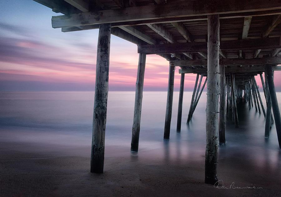 Avalon Pier 5641 Photograph