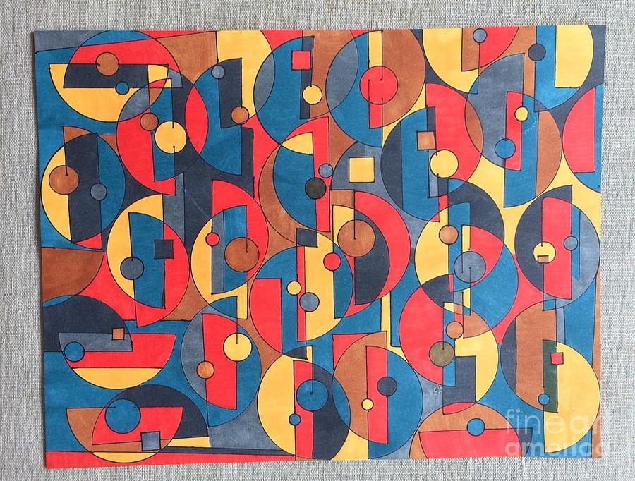 Avant Garde Painting By Jennifer Monaghan