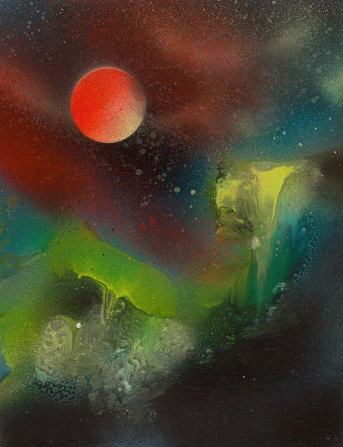 Ave Nostra Painting by Robie Julian