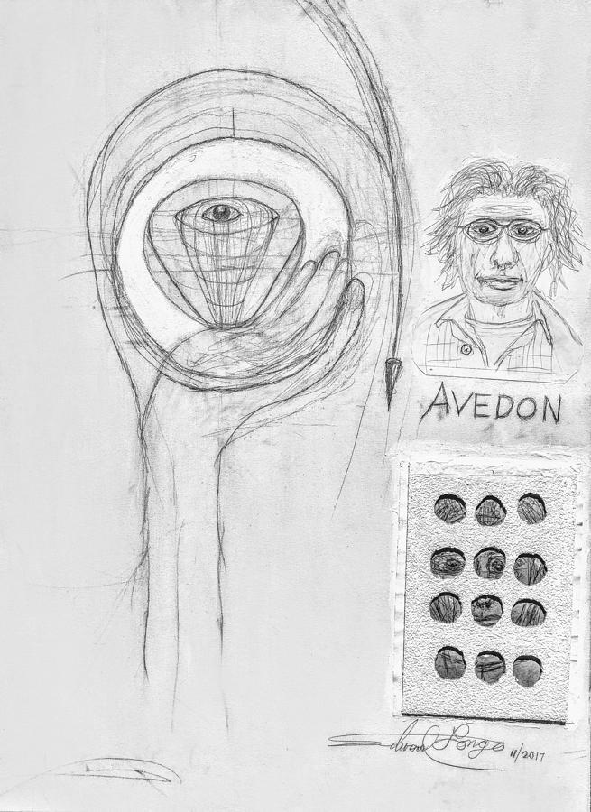 Avedon Master of the Lens by Edward Longo