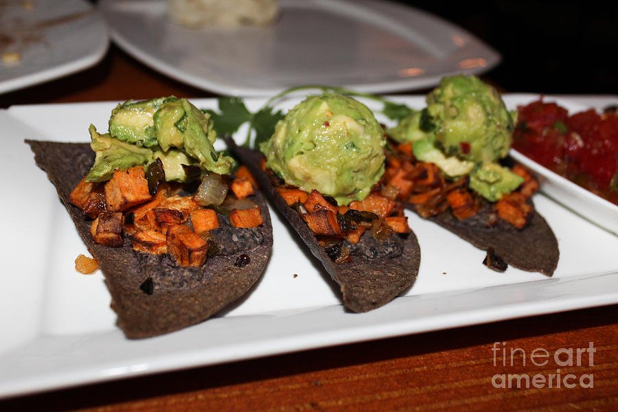 Avocado Taco Photograph by Rupali Kumbhani