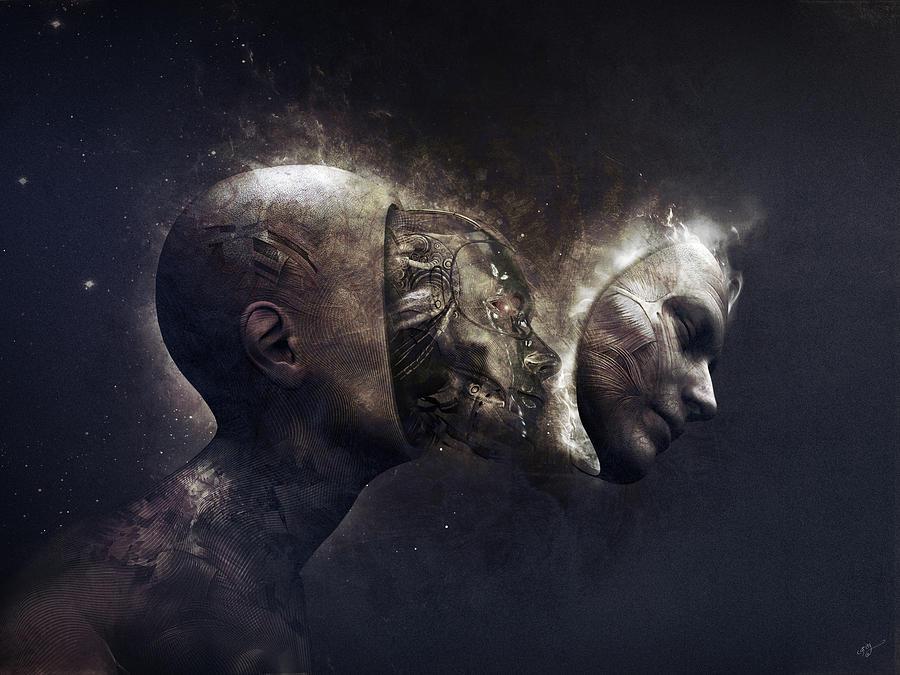 Cameron Gray Digital Art - Awaken by Cameron Gray