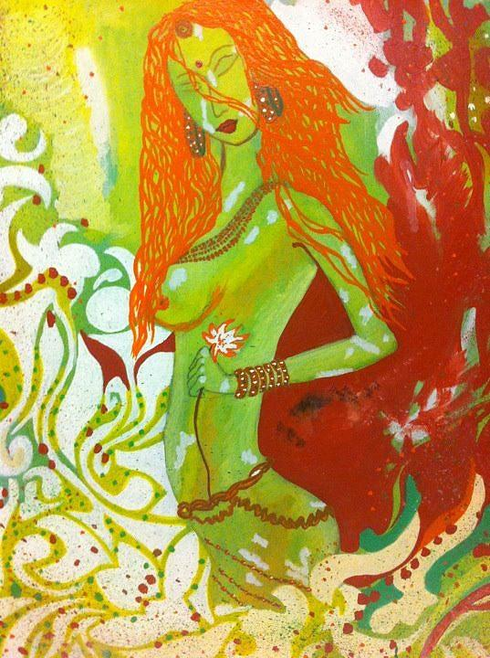 Soul Painting - Awaken by Yvonne Payne