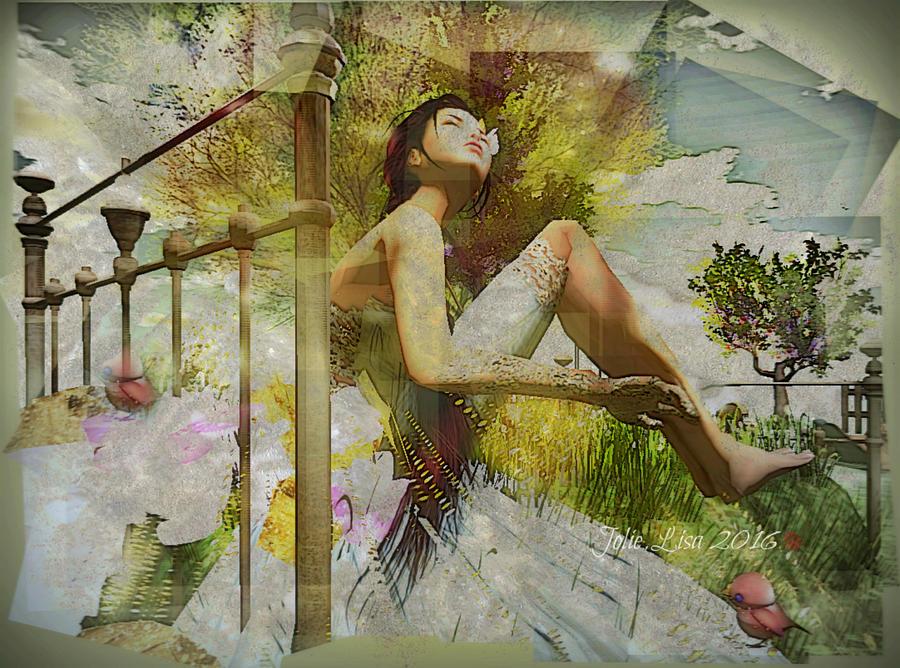 Awakening Painting by Jolie Lisa