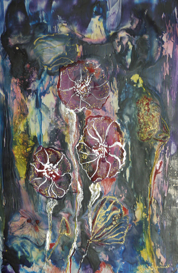 Awakening Of 2010 Painting by Heather Hennick