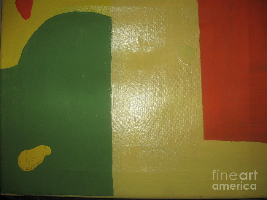 Awareness Painting - Awareness by Paula Andrea Pyle