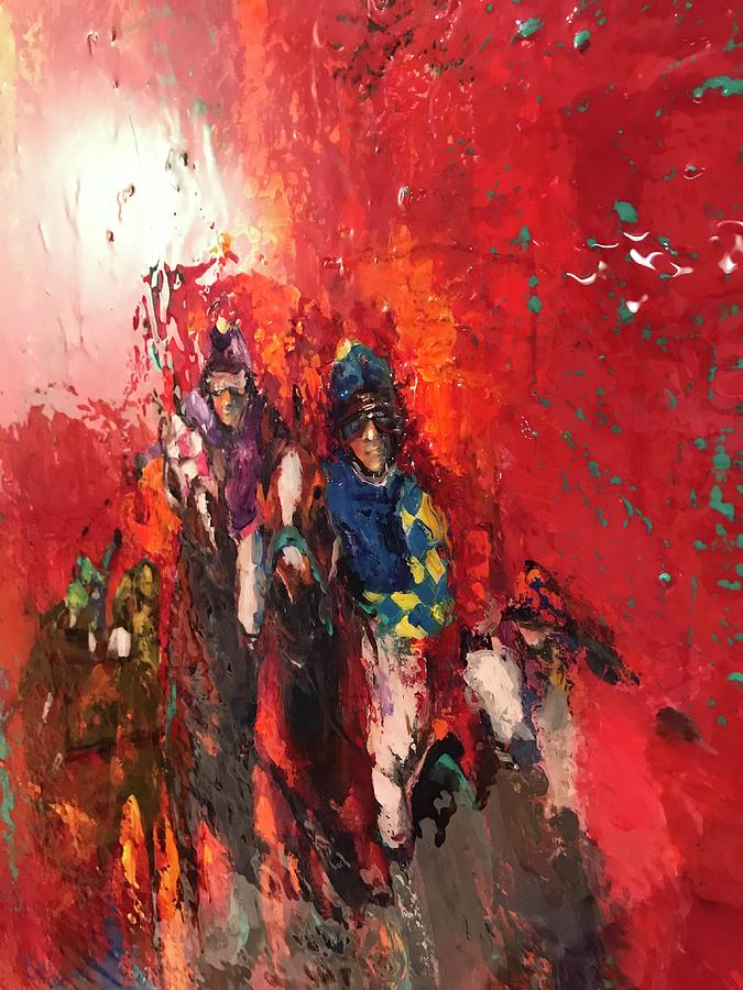 Awfw Painting by Heather Roddy