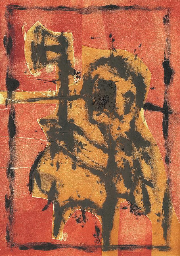 Axeman Relief - Axeman 2 by Artist Dot