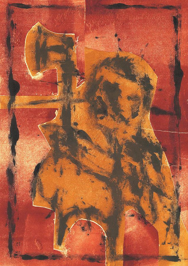 Axeman Relief - Axeman 5 by Artist Dot